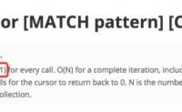 算法中描述复杂度的大O是什么意思?